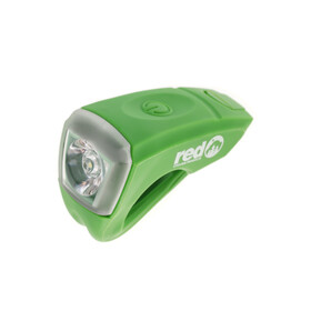 Red Cycling Products Urban LED Forlygte grøn